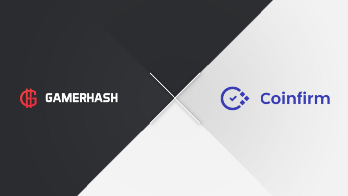 GamerHash joins forces with Coinfirm to implement AML and analytics for blockchain-based gaming | 24
