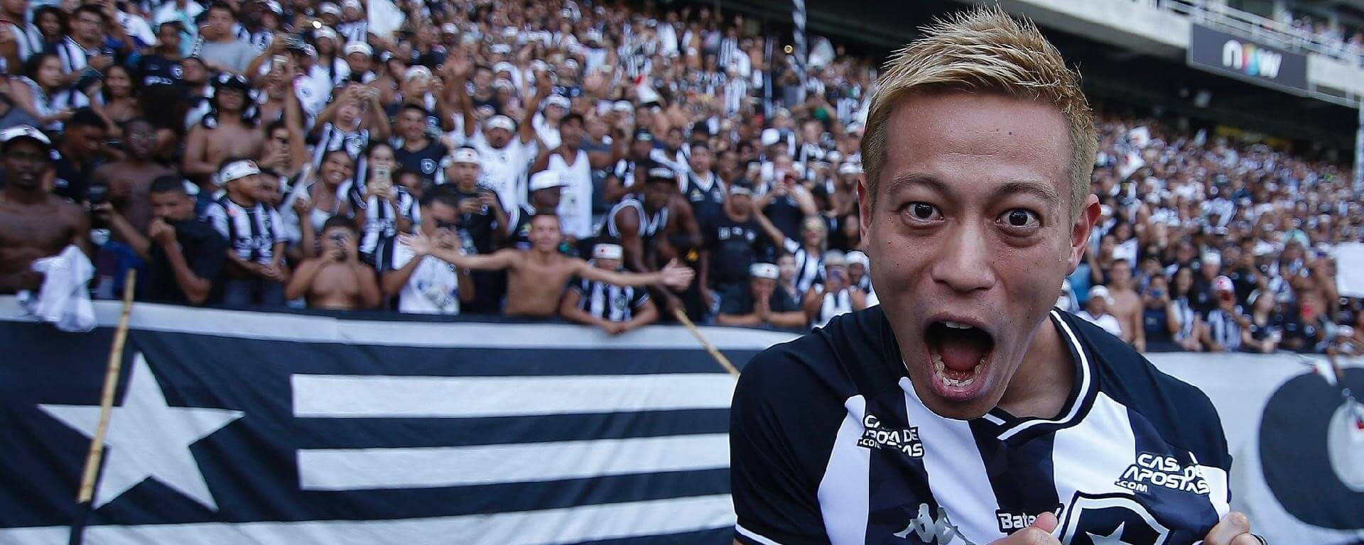 Botafogo player Keisuke Honda launches his own cryptocurrency 15
